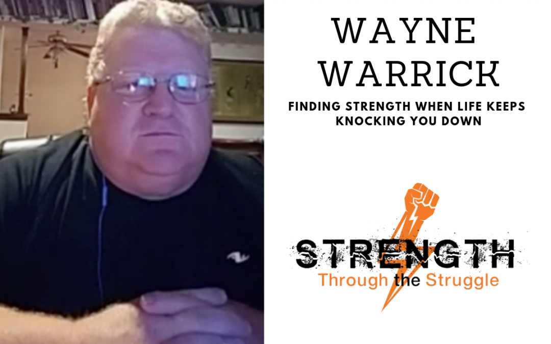 Episode 60: Wayne Warrick