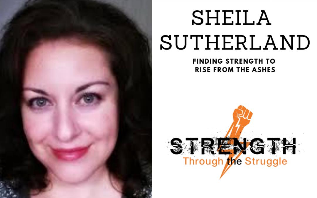 Episode 25: Sheila Sutherland