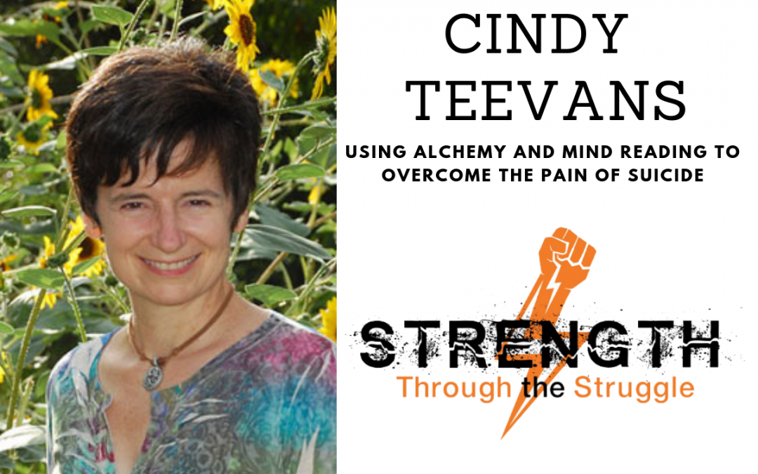 Episode 31: Cyndy Teevans