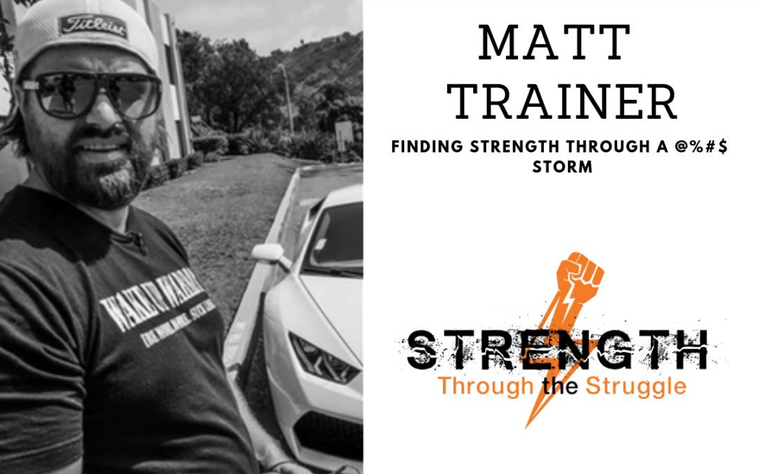 Episode 54: Matt Trainer