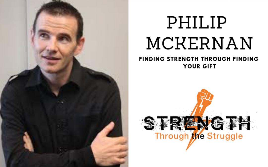 Episode 33: Phillip McKernan