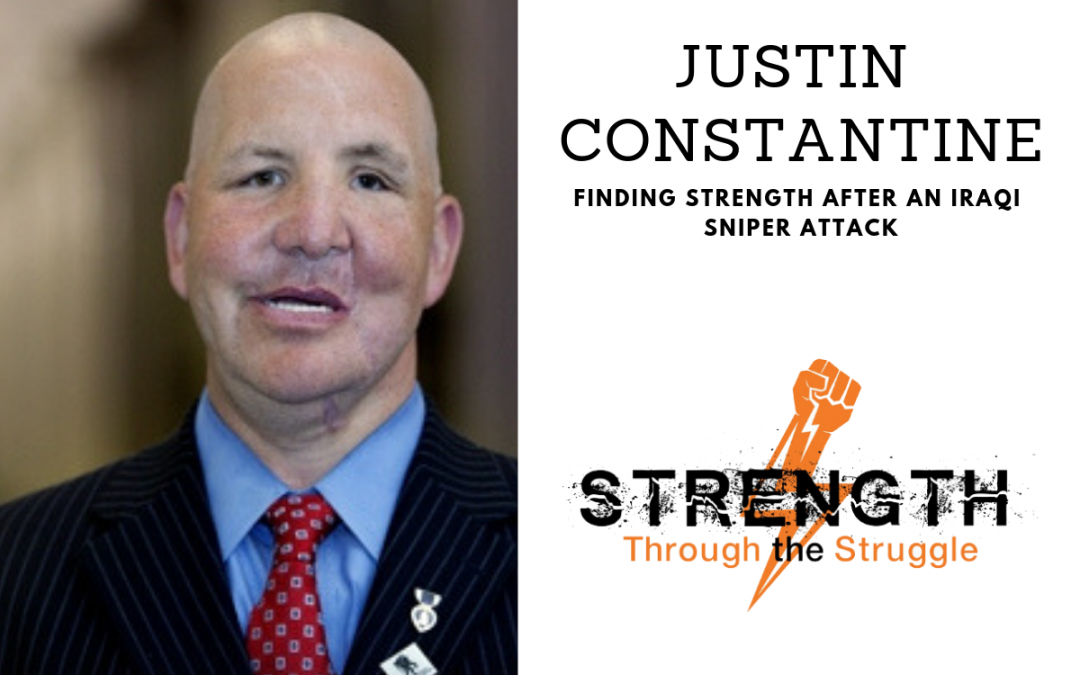 Episode 38: Justin Constantine