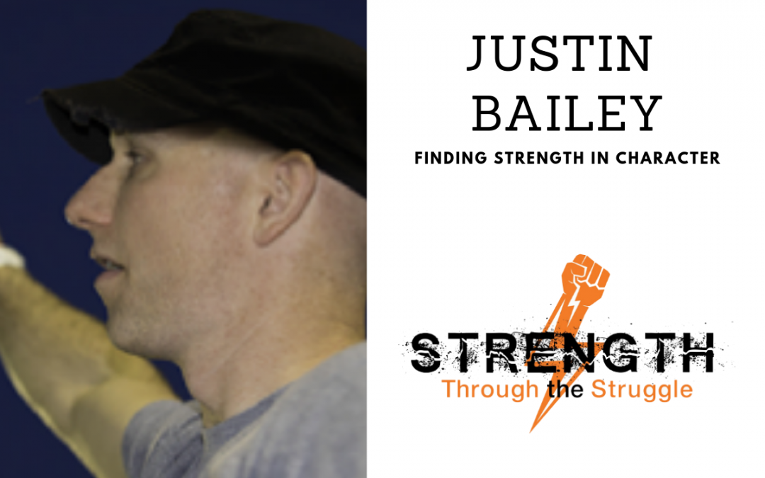 Episode 71: Justin Bailey