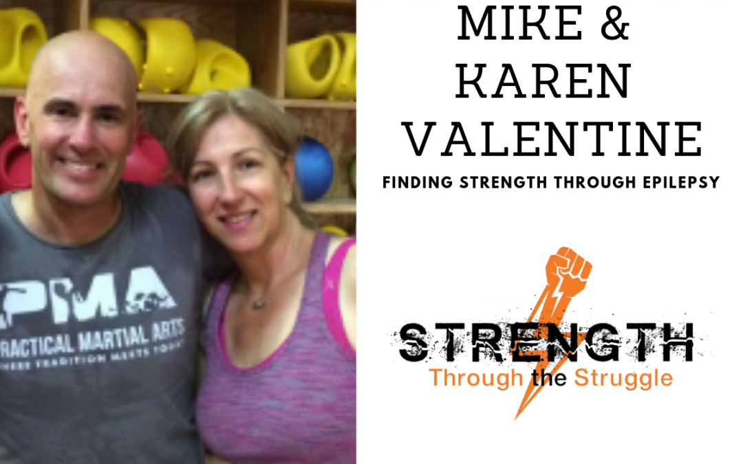 Episode 76: Mike & Karen Valentine