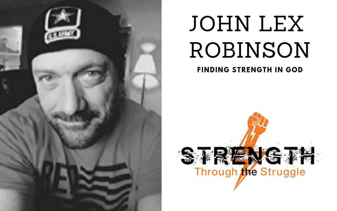 Episode 85: John Lex Robinson
