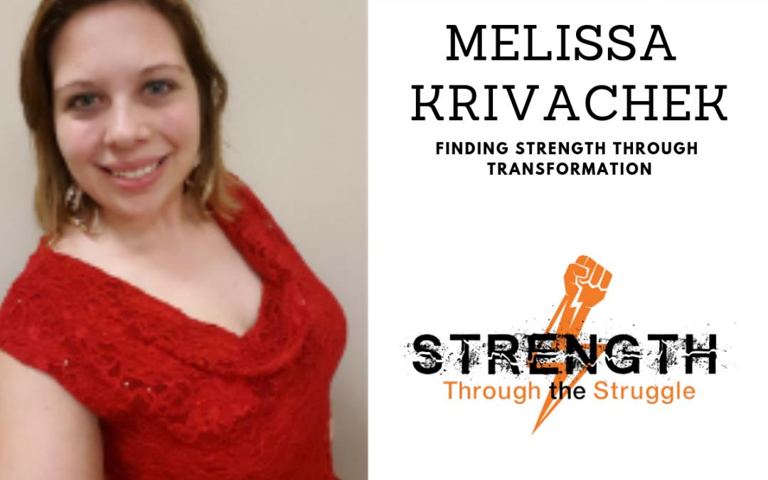 Episode 64: Melissa Krivachek