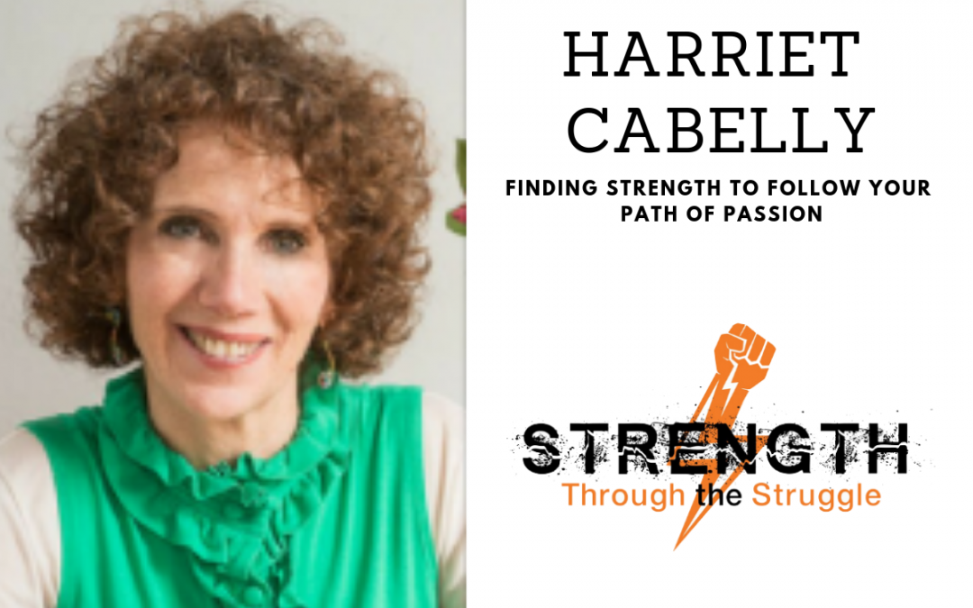Episode 91: Harriet Cabelly