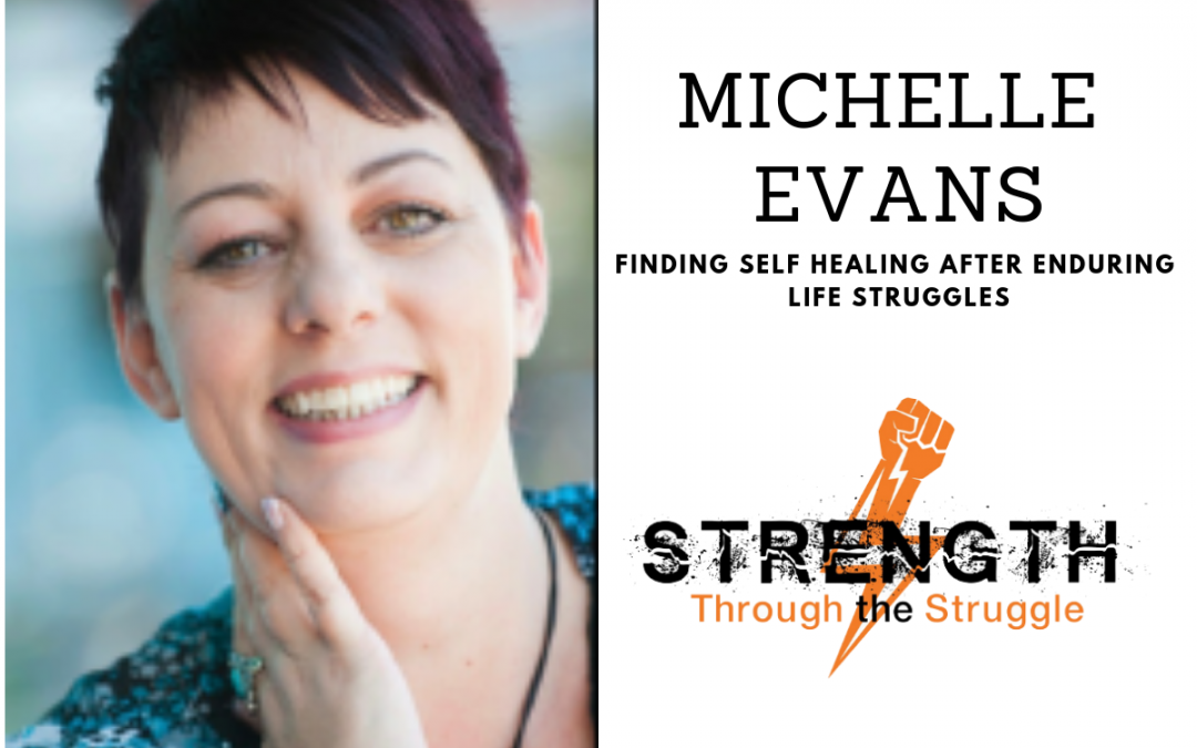 Episode 93: Michelle Evans