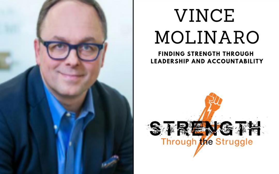 Episode 104: Vince Molinaro