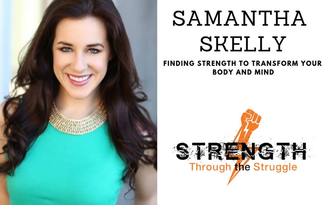 Episode 105: Samantha Skelly