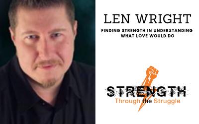 Episode 107: Len Wright