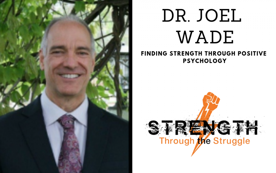 Episode 98: Dr Joel Wade