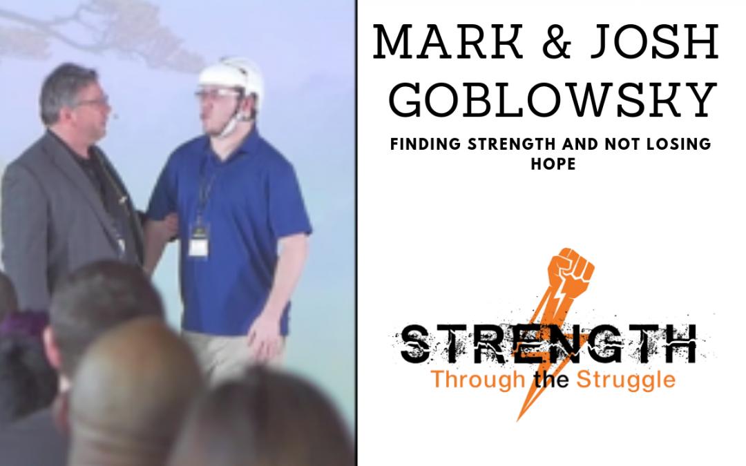 Episode 100: Mark and Josh Goblowksy