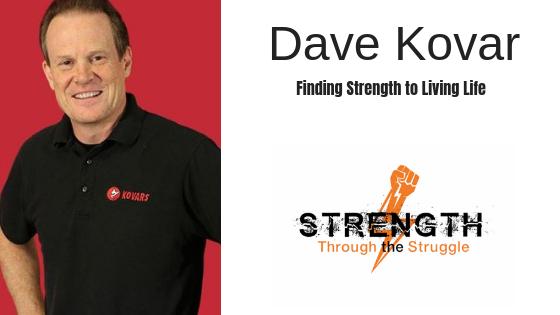 Living Life with Dave Kovar