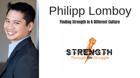 Navigating The Military Life In A Different Country with Philip Lomboy