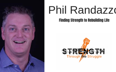 Rebuilding Life After Burning Out From Business With Phil Randozzo