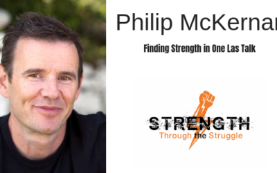Finding The Strength Through One Last Talk With Phil McKernan