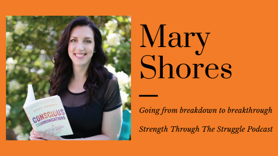 How to Get From a Breakdown to a Breakthrough